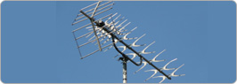 TV Aerials For Digital Switchover & In Edinburgh, Dalkeith & Lothians